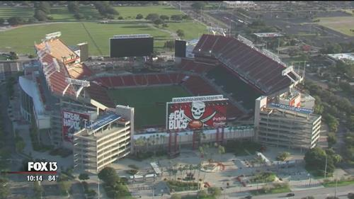 Tampa gears up for 2021 Super Bowl